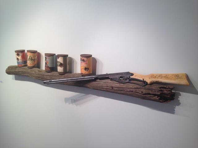 , 'Shooting Gallery,' 2016, Eutectic Gallery