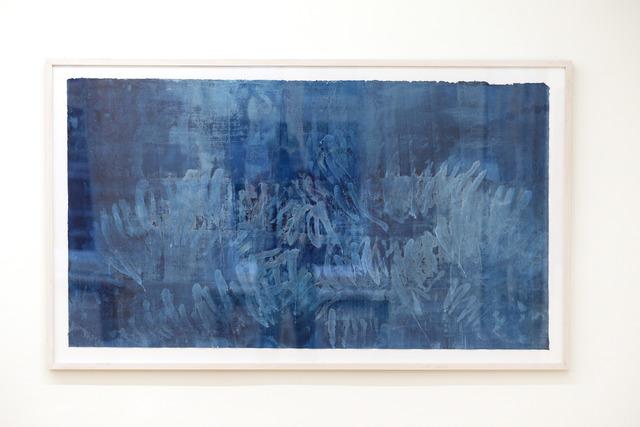 , 'Schwimmer 2,' 2018, Galerie Britta von Rettberg
