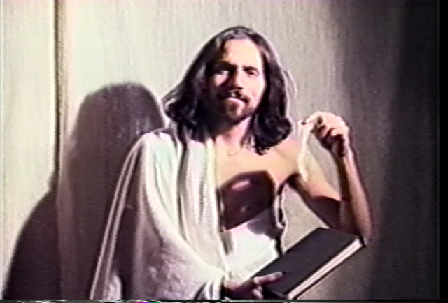 , 'DIVA TV, Still featuring Ray Navarro from Like a Prayer,' 1990, MOCA