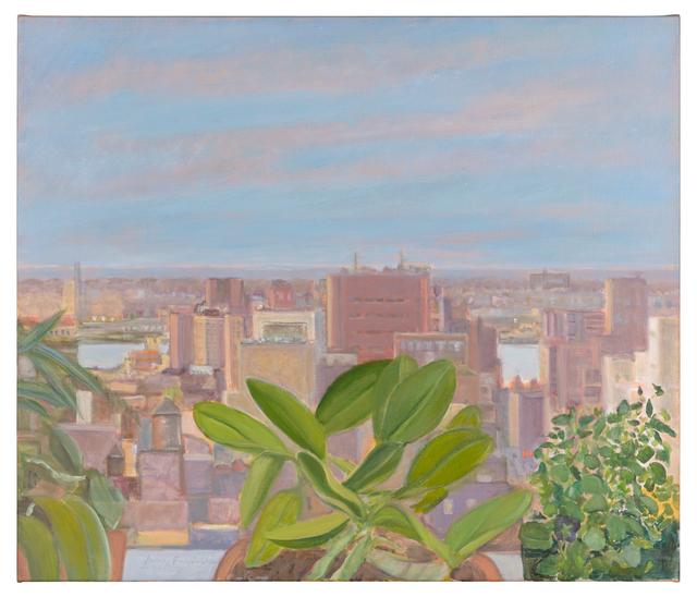 , 'Window on the West Village,' 1999, Paul Kasmin Gallery