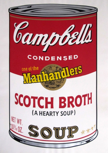 Andy Warhol, 'Campbell's Soup II: Scotch Broth Soup (FS II.55)', 1965, Revolver Gallery