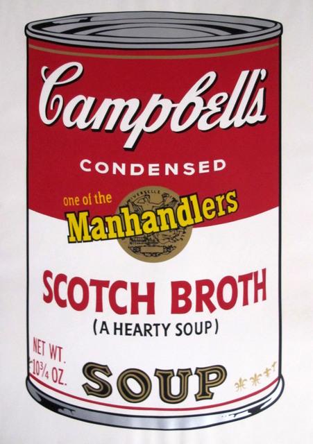 Andy Warhol, 'Campbell's Soup II: Scotch Broth Soup (FS II.55)', 1965, Print, Screenprint, Revolver Gallery