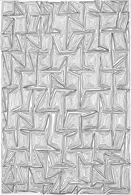 James Siena, 'Proton Saga', 1999-2000, Harlan & Weaver