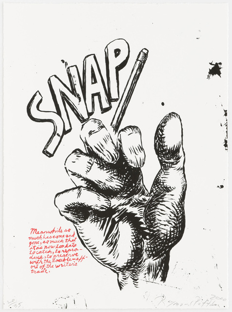 , 'Untitled (Snap),' 2000, Brooke Alexander, Inc.
