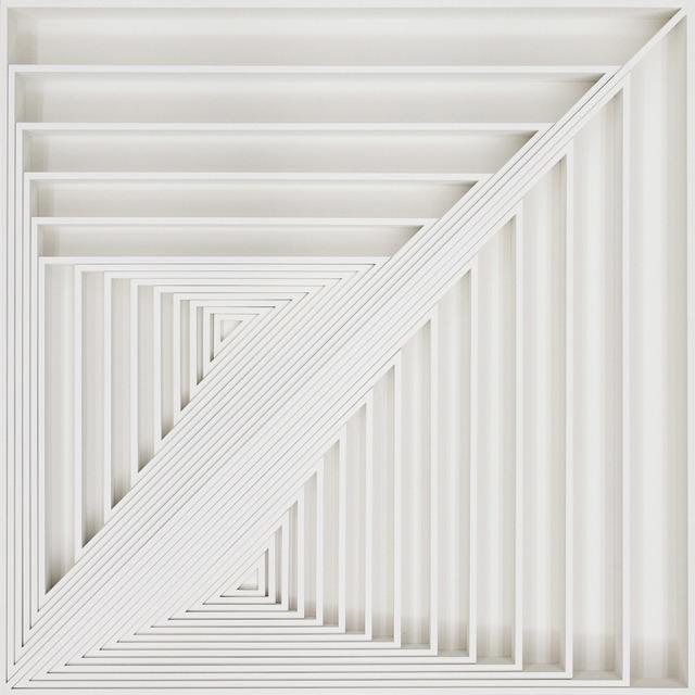 , 'Triângulos [Triangles] 7,' 1969-2009, Casa Triângulo