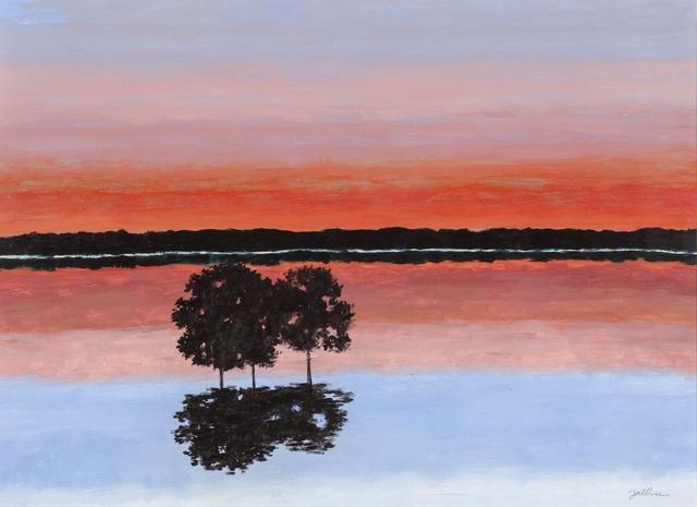 , 'Mississippi River Overflow,' 2015, Mac-Gryder Gallery