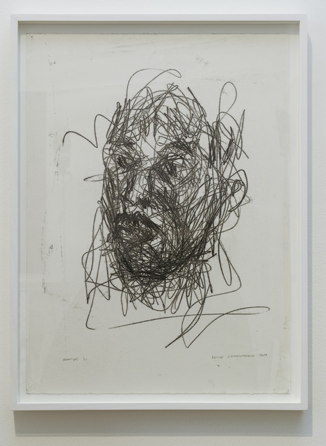 , 'Unweaving Traces of My Face 3,' 2017, Tyburn Gallery