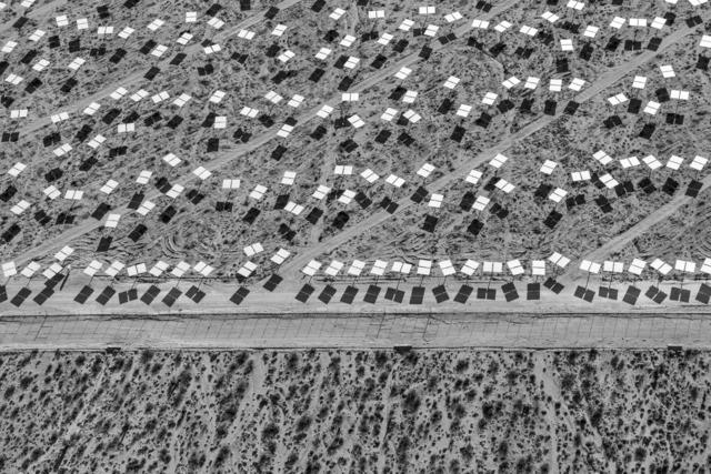 Jamey Stillings, 'Evolution of Ivanpah Solar, #10006, June 25', 2013, photo-eye Gallery