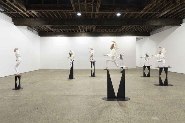Francis Upritchard, 'War Dance', Hammer Museum