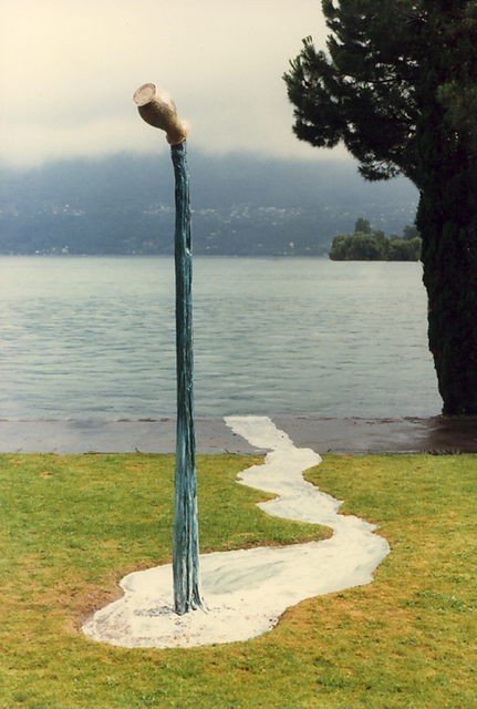 , 'Die Quelle (The source),' 1987, Parasol unit foundation for contemporary art