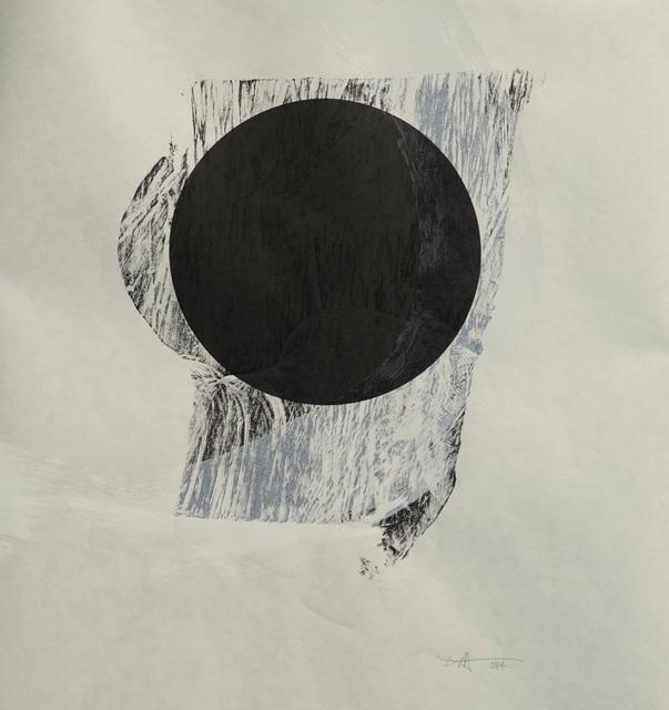 , '(Yew) Black,' 2014, Lazinc