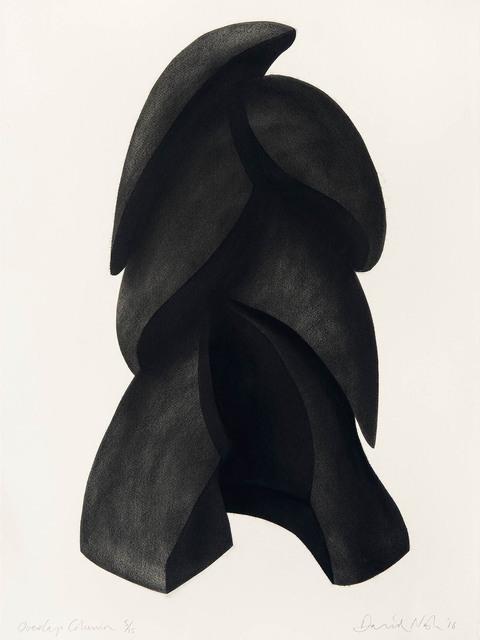 , 'Overlap column,' 2016, Galerie Simon Blais
