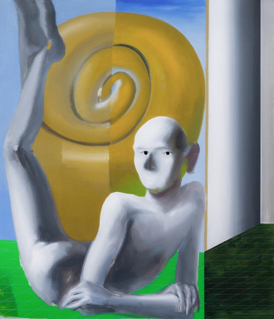 , 'Snail,' 2018, Vanguard Gallery