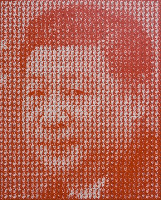 , 'Xí Jìnpíng (Mao Zedong),' 2018, Leehwaik Gallery