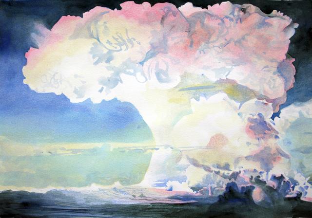 , 'Study for Screen Memory,' 2016, Kopeikin Gallery