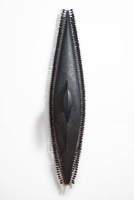 , 'Black Dart,' 2019, October Gallery