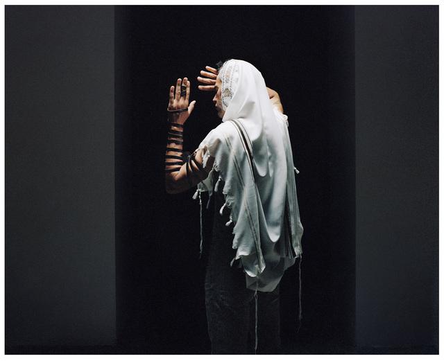 , 'Bildnis mit Gebet,' 2017, REITER