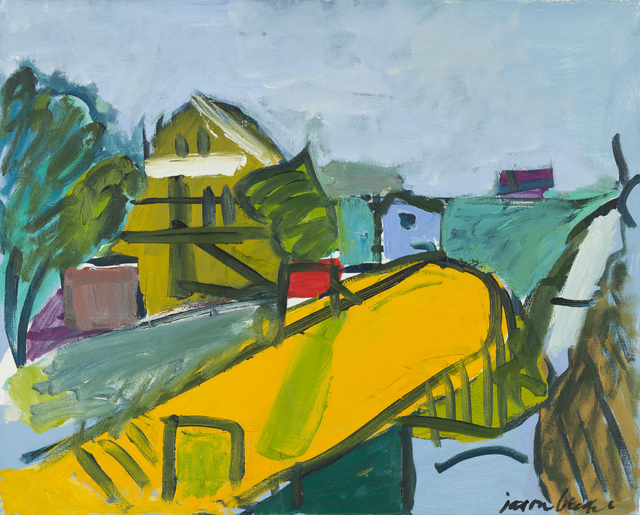 , 'Revere, Yellow Road,' , Childs Gallery
