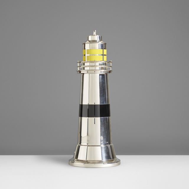 Asprey & Co., 'Lighthouse Cocktail Shaker', c. 2010, Wright