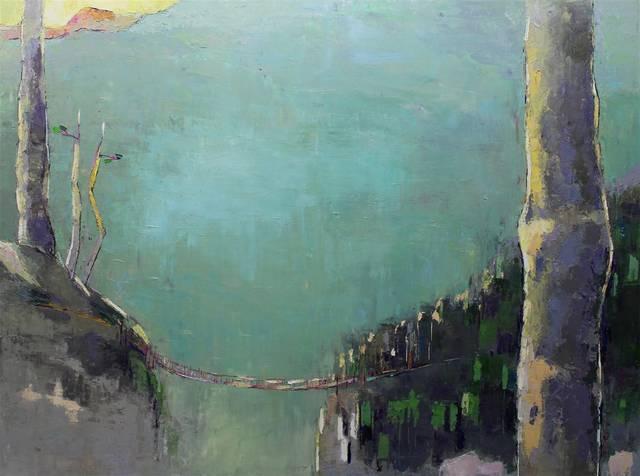 , 'Distance,' 2017, Agora Gallery