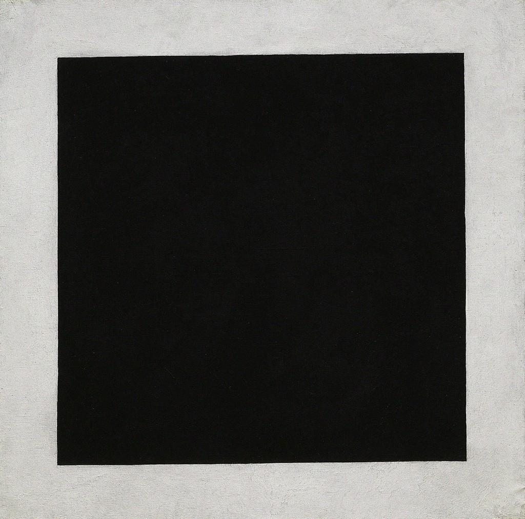 kasimir severinovich malevich black square 1923 artsy