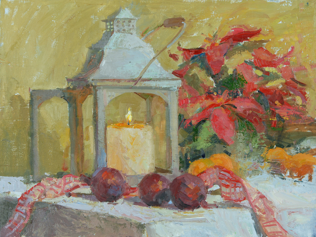 , 'Candle Glow,' , Beverly McNeil Gallery