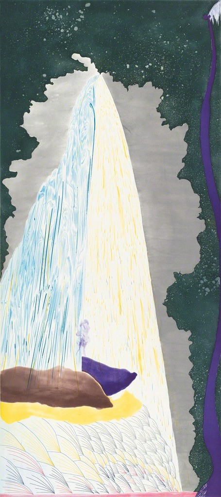 Chris Ofili, 'Last Night, New Day,' 2008, Crown Point Press
