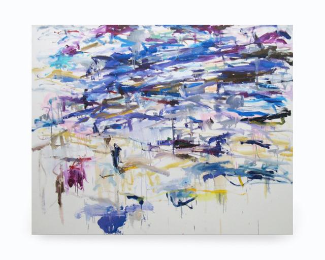 , 'Silver Arrow,' 2015, Leslie Feely