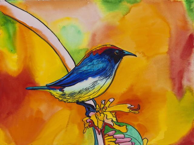 , 'Bird No.5,' 2015, Star Gallery