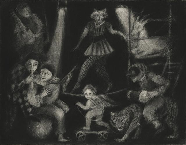 , 'The Miraculous Journey of a Little Vixen VII,' 2014, Pratt Contemporary