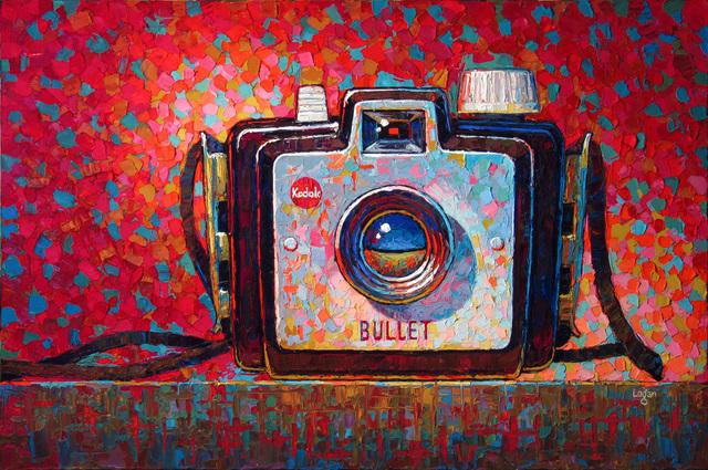 , 'Kodak Bullet Camera,' 2018, George Billis Gallery