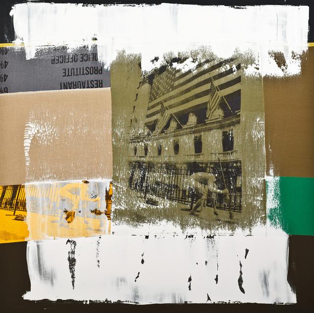 , 'Sweeping Victory,' 2012, Garis & Hahn