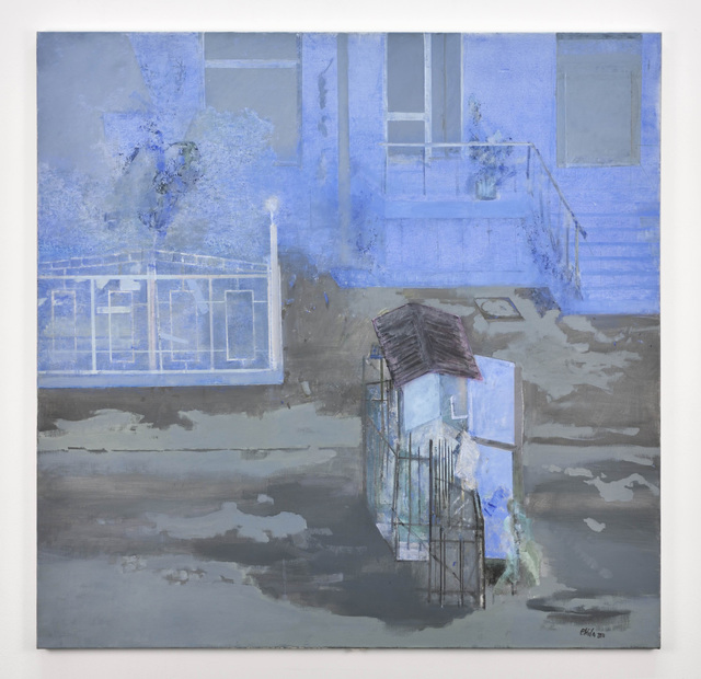 , 'Périphérie 6,' 2011, Galerie Nathalie Obadia