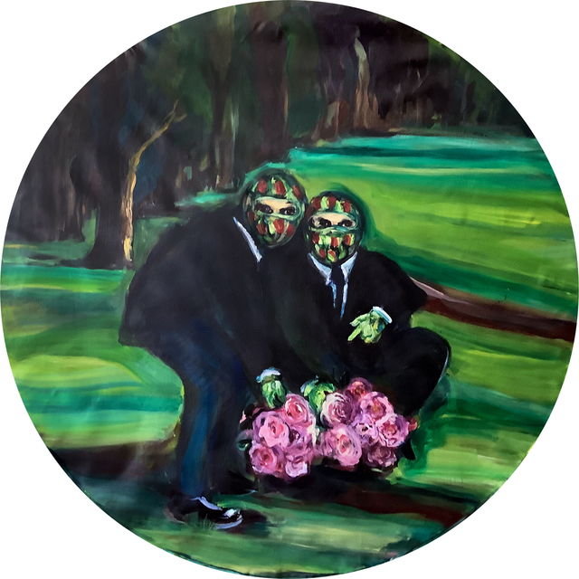 Yassine Balbzioui, 'Hommage', 2019, Kristin Hjellegjerde Gallery