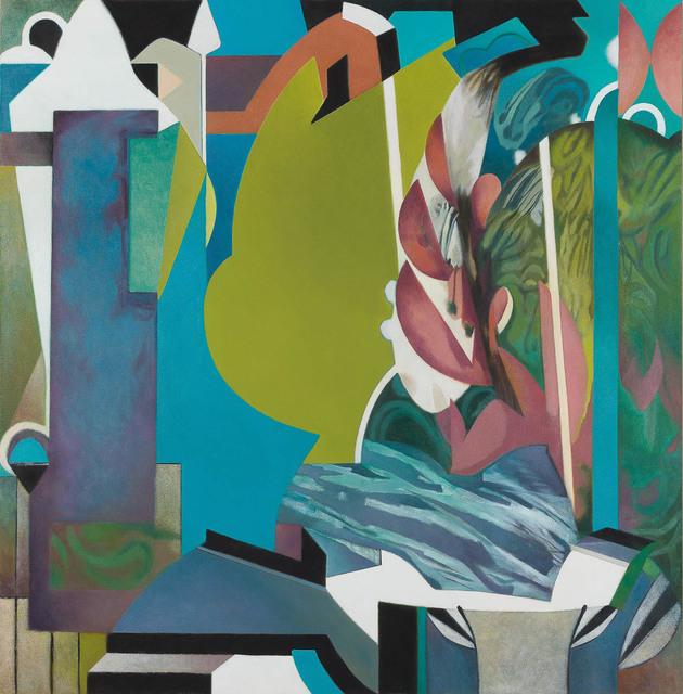 , 'Perimeter,' 2011, Candida Stevens Gallery