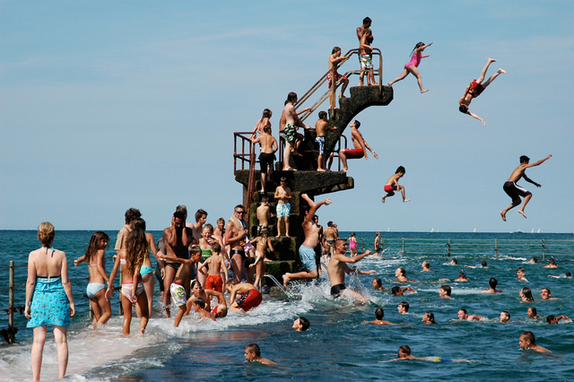 , 'Crowded at sea,' 2007, Galerie Jean-Denis Walter