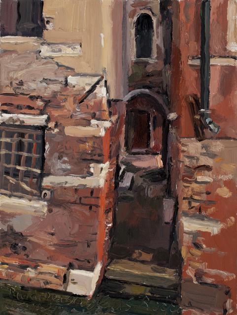 , 'Rio della Scuola S. Rocco 1 Oct 2012,' 2012, Gallery NAGA