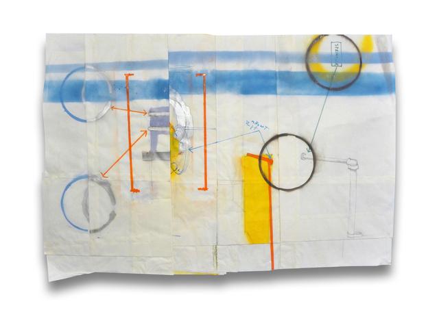 Peter Soriano, 'Warren 14 (Abstract painting)', 2011, IdeelArt