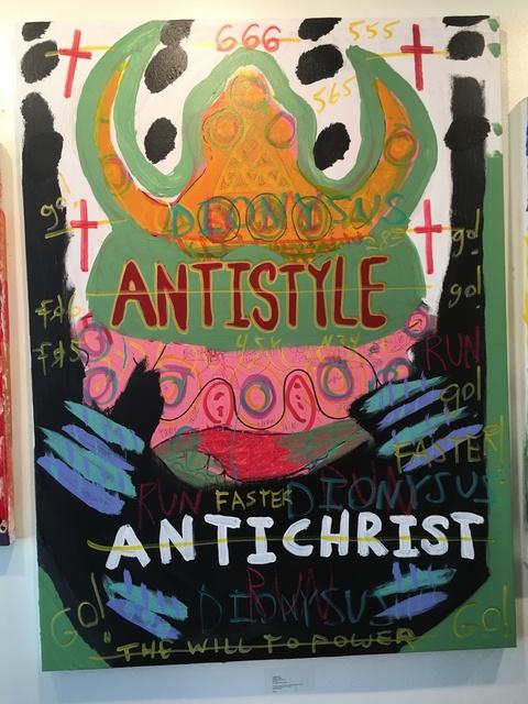 , 'Antistyle,' 2016, Corcoran Fine Arts