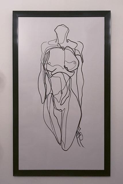 , 'Weiblicher Akt,' 2018, Galerie Ernst Hilger