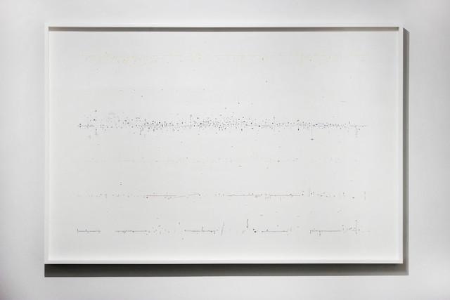 , 'Language descending a staircase East (East Wing Biennial, The Courtauld Institute of Art),' 2015, Josée Bienvenu
