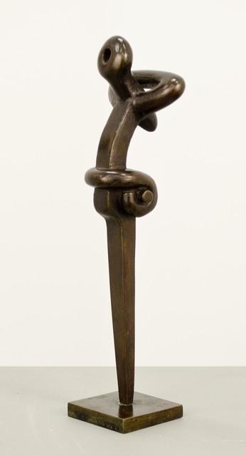 Sorel Etrog, 'Stretch', 1976, Sculpture, Bronze, Gallery Jones