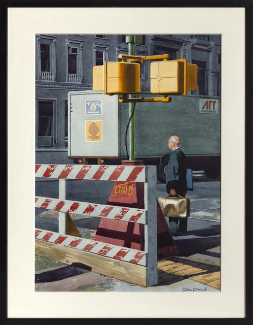 Don david, 'Crosswalk', 1980, RoGallery