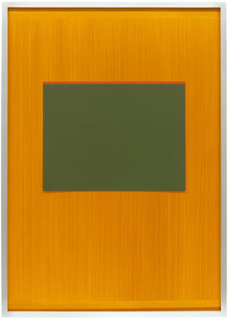 Imi Knoebel, 'Drunter und Drüber Z 36', 2007, Jahn und Jahn
