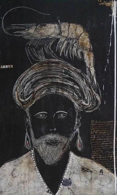 , 'Cuento para Diego y Emilio,' 2017, Lux Perpetua Art Centre