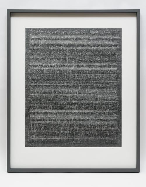 Paul Fry, 'Sea Song   16.1', 2019, bo.lee gallery