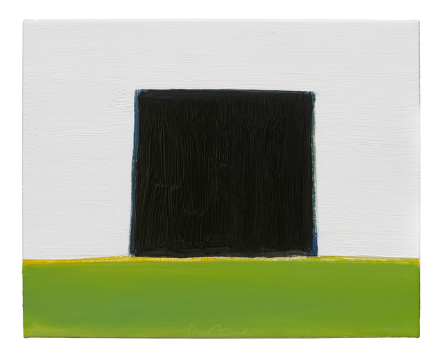 , 'Ice House Door no. 9,' 2016, Hiram Butler Gallery