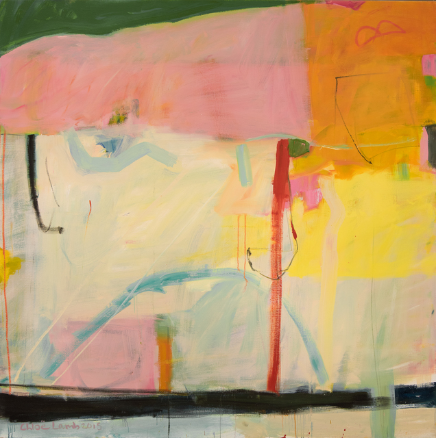 , 'July with Green Horizon,' 2015, Hollis Taggart