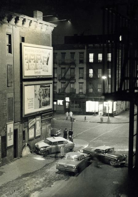 Michel Hosszu, ' CAR CRASH – NEW YORK 1964 ', 1964, Poulpik Gallery