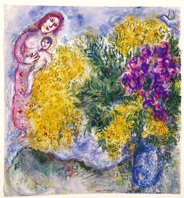 , 'Mimosas et Iris,' 1964-1969, Opera Gallery